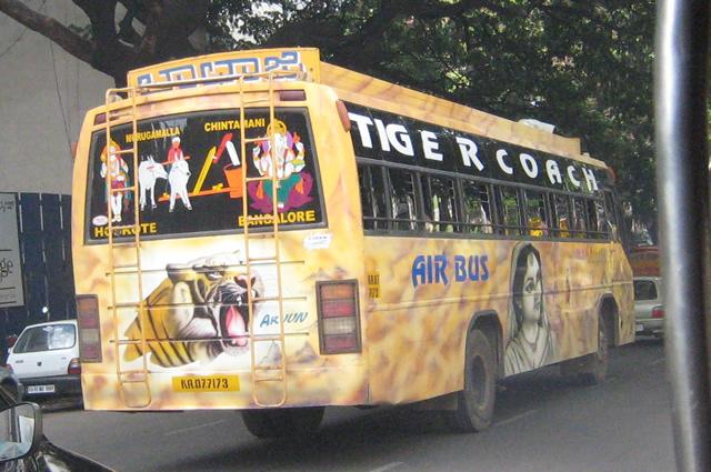 Bangalore bus