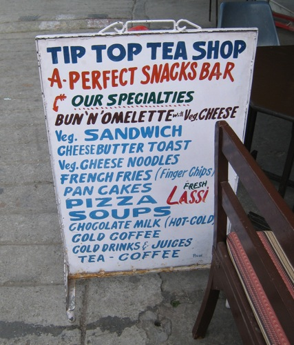 Tip Top Tea Shop