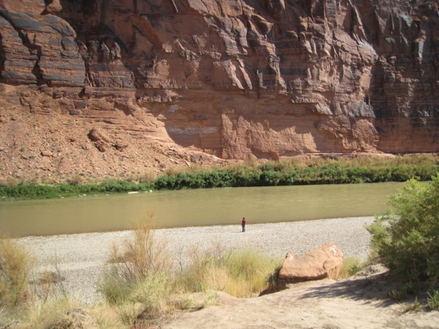 The Twitter Diaries: 2009-08-16: CO, UT, AZ, Las Vegas