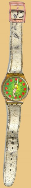 "Swatch watch ""Eve"""