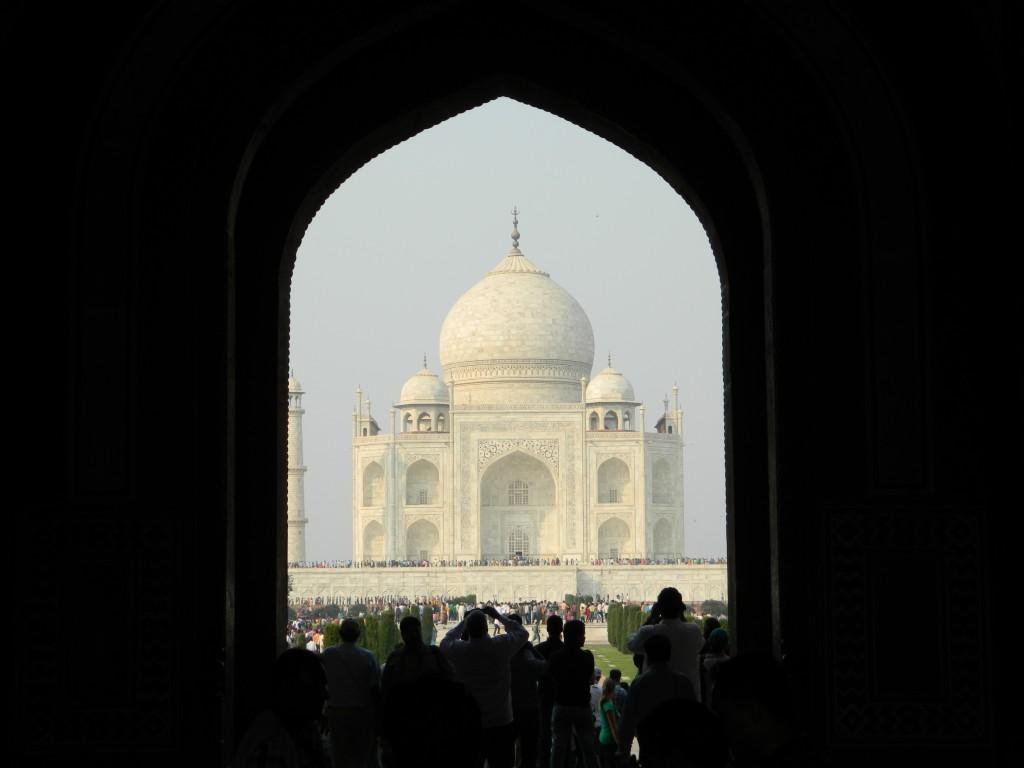 Taj Mahal, photo copyright Brendan Gregg