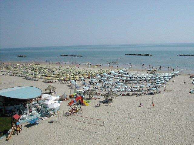 beach, Roseto degli Abruzzi