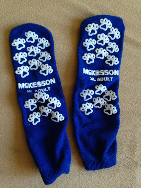 surgery socks