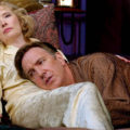 "Alan Rickman and Lindsay Duncan in ""Private Lives"", London"